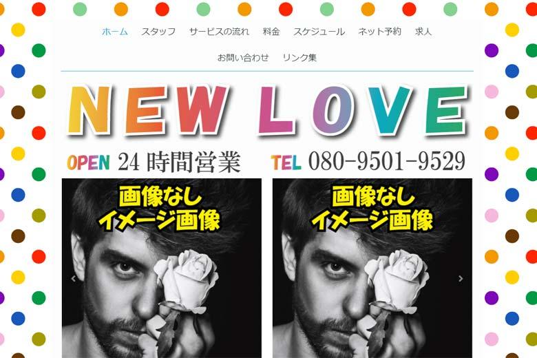 NEW LOVEの画像